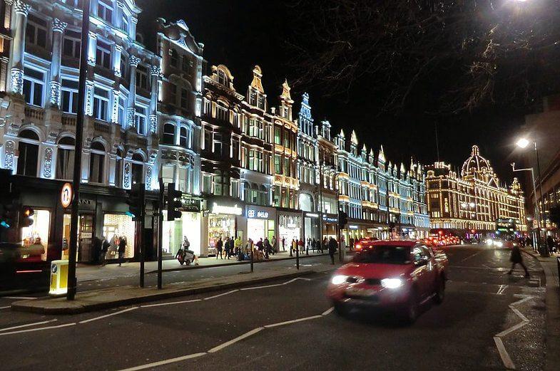 Harrods, Лондон