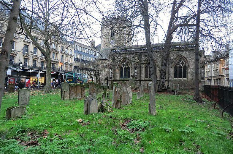 Оксфорд. Жизнь и смерть