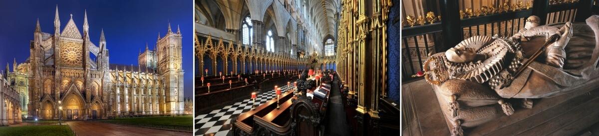 Автомобильная экскурсия - Вестминстерское аббатство