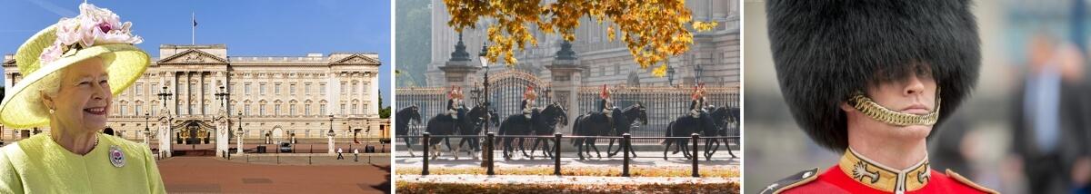 Автомобильная экскурсия - Букингемский дворец