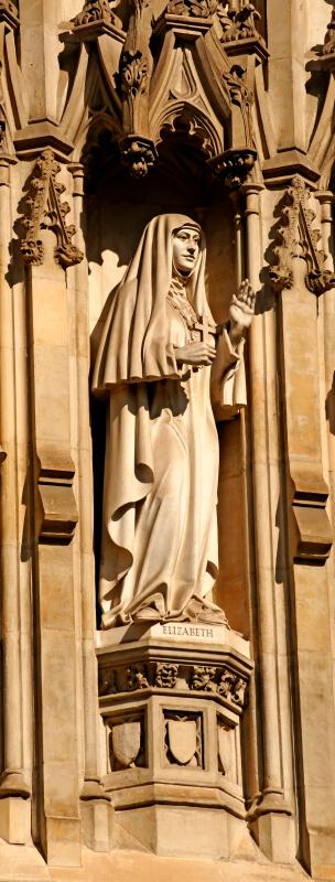 Вестминстерское аббатство - внучка королевы Виктории