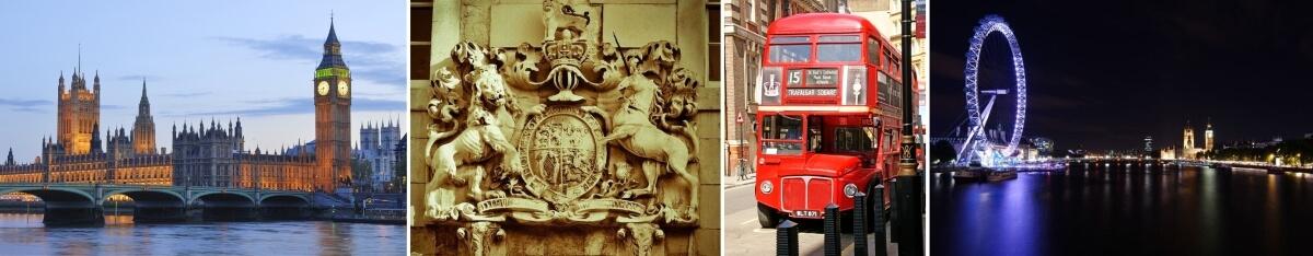 Прогулка с гидом по центру Лондона