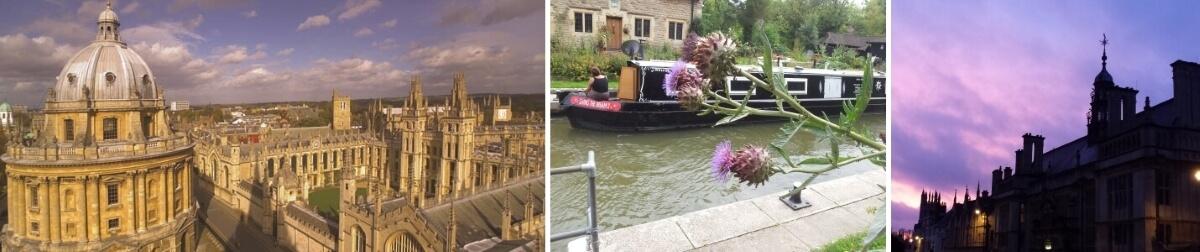 Экскурсия в Оксфорд с русским гидом