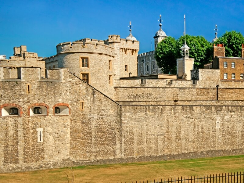 The Tower of London tour