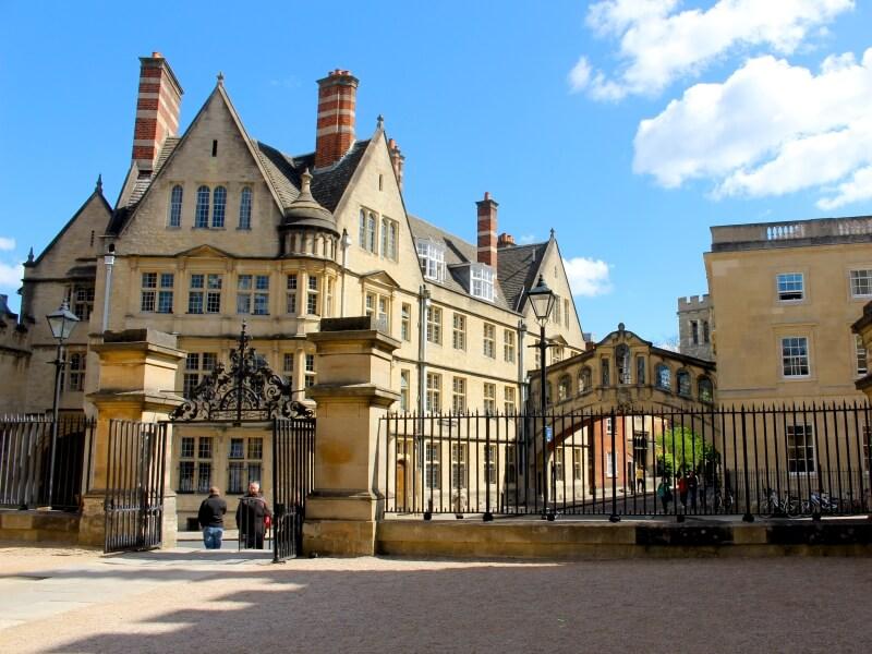 Оксфорд, Англия