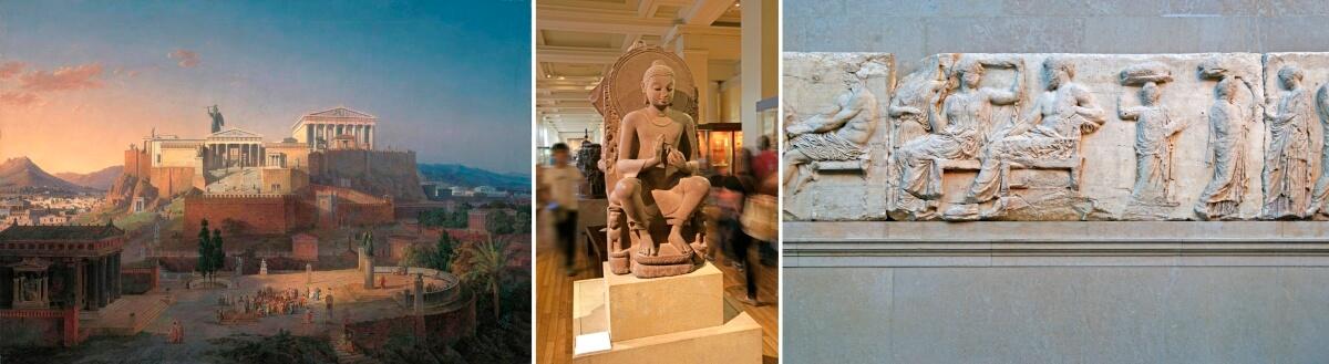 Экскурсия в Британский музей в Лондоне