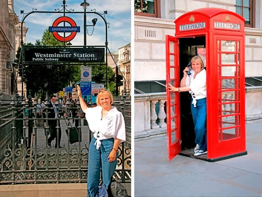 Экскурсии в Лондоне с русским гидом Людмилой Сабуровой