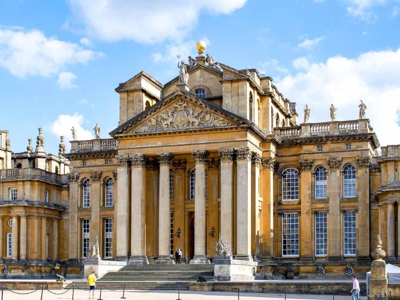 Blenheim Palace tour